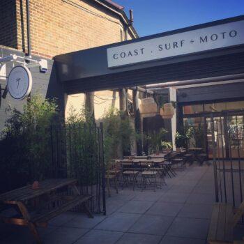Coffee Shops Poole: Coast, Whitecliff