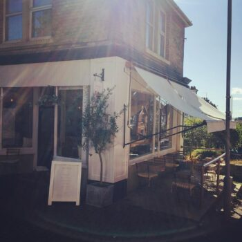 Coffee Shops Poole: Miiko, Whitecliff
