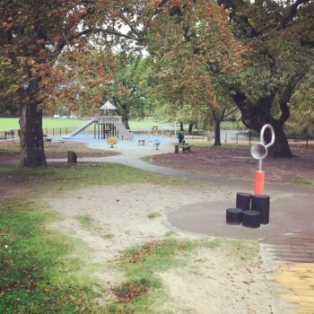 Parks in Poole: Cygnet Play Area, Poole Park