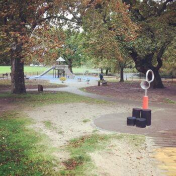Playground near me: Cygnet Play Area, Poole Park