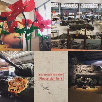Indoor Activities Bournemouth: Tank Museum