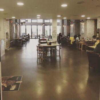 Coffee Shops Poole: The Ark Café, Poole Park