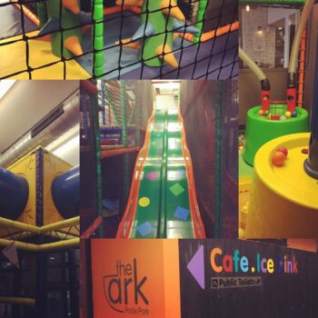 Soft Play in Bournemouth: The Ark Soft Play, Poole Park