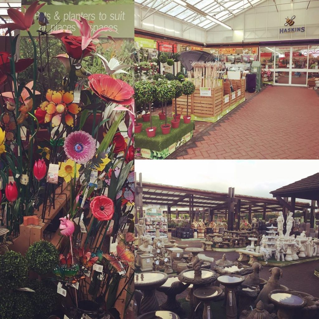 Indoor Activities Bournemouth: Haskins Garden Centre
