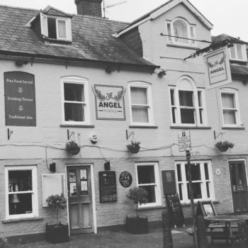 Poole pubs: The Angel Pub, Poole Old Town