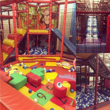 Soft Play in Bournemouth: The Junction Leisure Centre Soft Play, Broadstone