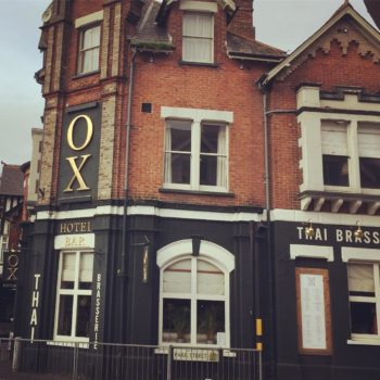 Pubs in Poole Quay and beyond: The Ox Bar, Ashley Cross