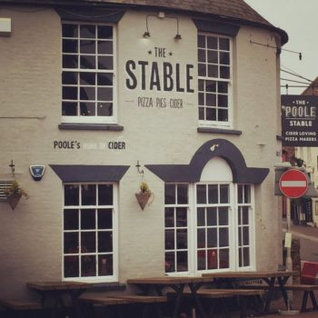 Pubs in Poole Quay and beyond: The Stable Cider House, Poole Quay
