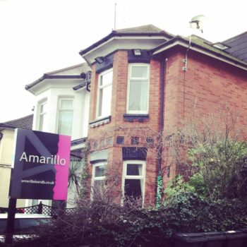 Bed and Breakfast Bournemouth: Amarillo Guest House, East Bournemouth