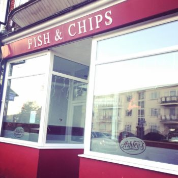 Ashleys Fish and Chips Bournemouth