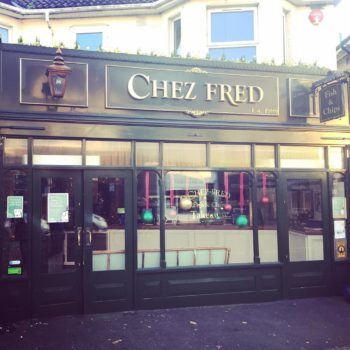 Chez Fred Fish and Chips Bournemouth