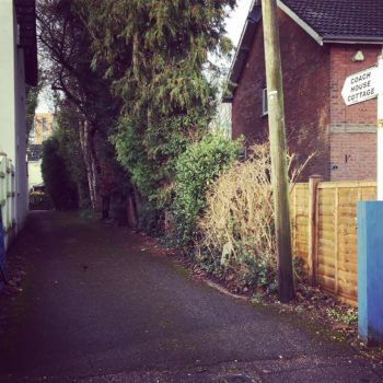 Cheap Bed and Breakfast Bournemouth: Coach House Cottage, East Bournemouth