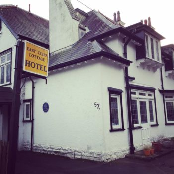 Cheap Bed and Breakfast Bournemouth: East Cliff Cottage Hotel, East Cliff Bournemouth
