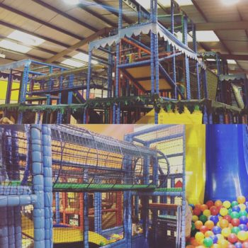 Indoor Activities Bournemouth: Monkey Madness Soft Play, Christchurch