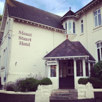 Cheap Bed and Breakfast Bournemouth: Mount Stuart Hotel, West Bournemouth