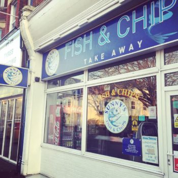 Sunny's Fish and Chips Bournemouth