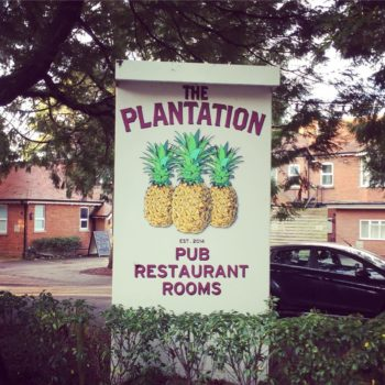 Bed and Breakfast Bournemouth: The Plantation Pub, Canford Cliffs, Poole