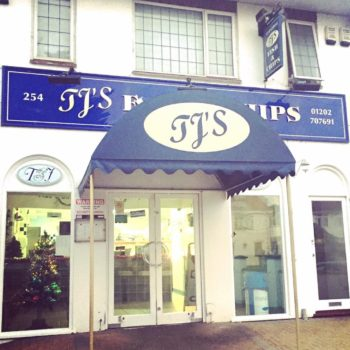 TJs Fish and Chips Poole