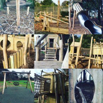 Playground near me: Upton Country Park, Poole