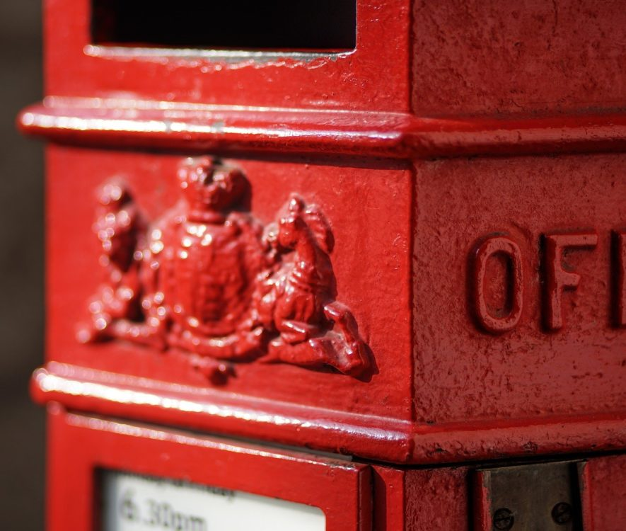 Post Office in Bournemouth and Poole