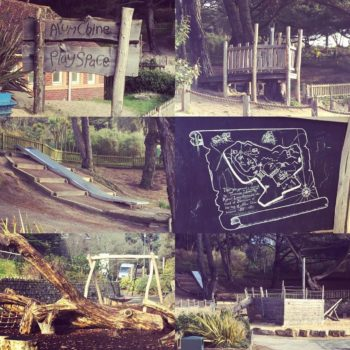 Parks in Poole: Alum Chine Play Space