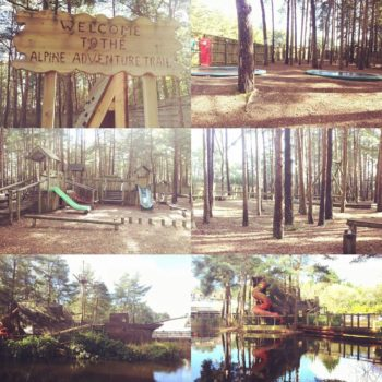 Parks in Poole: Alpine Adventure, Hurn