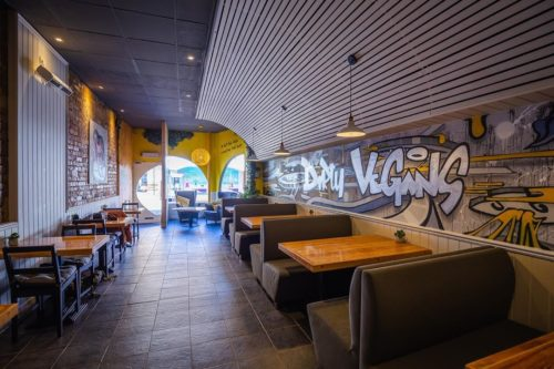 Vegan restaurants in Bournemouth: Dirty Vegans