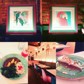 Vegan restaurants in Bournemouth: Twelve Eatery