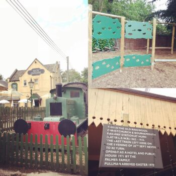 Pubs with play areas: The Avon Causeway, Hurn, Christchurch